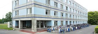 Student Activities Building