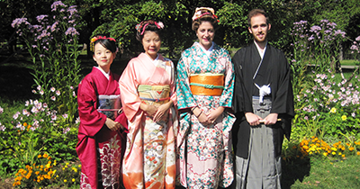 Japanese culture experiences